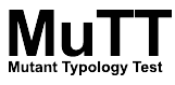 MuTT: Mutant Typology Test